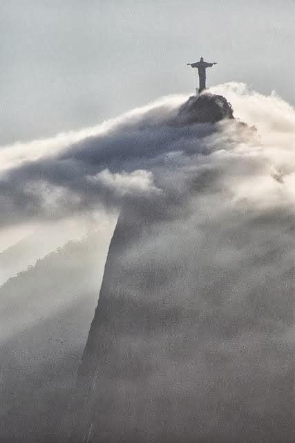 Cristo Redentor - Corcovado - Rio de Janeiro - Brazil