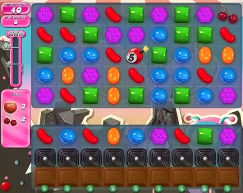 Trucos Nivel 102 Candy Crush Saga