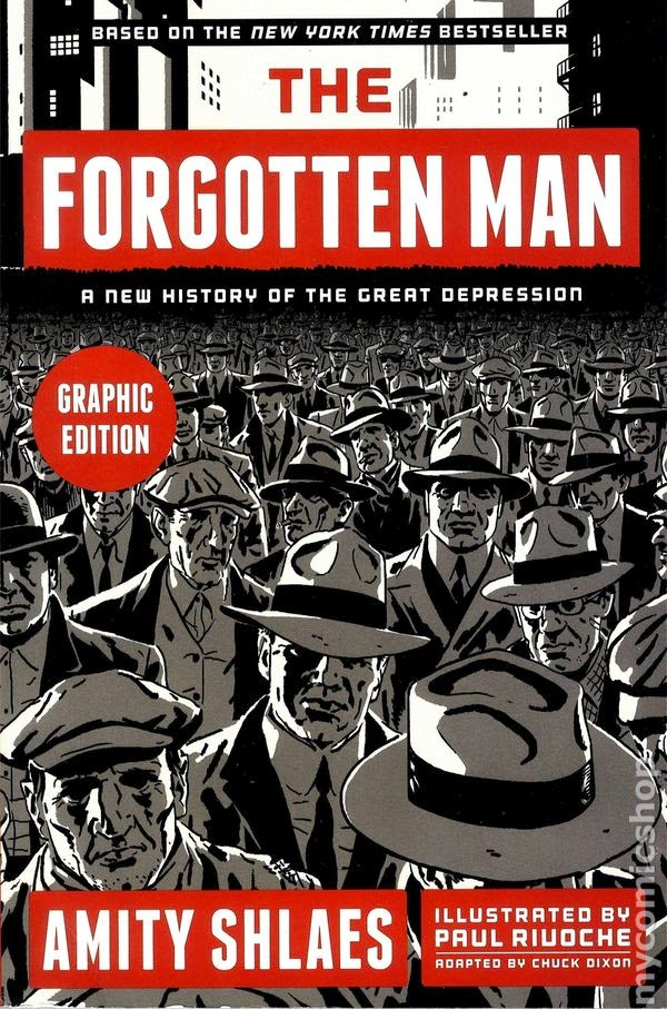 the forgotten man amity shlaes thesis