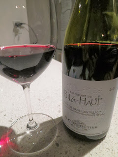 Wine Review of Les Vignes Bila Haut Côtes du Roussillon-Villages 2011 from Midi, France