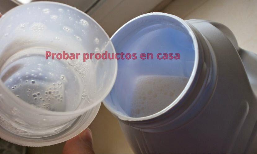 Detergente concentrado Chimbo