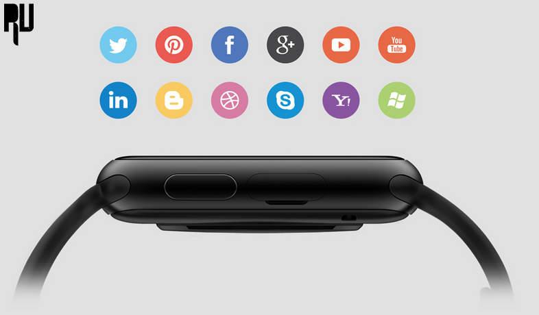 UleFone uWear Bluetooth Smartwatch Review And ...