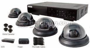 4 CAMERA CCTV