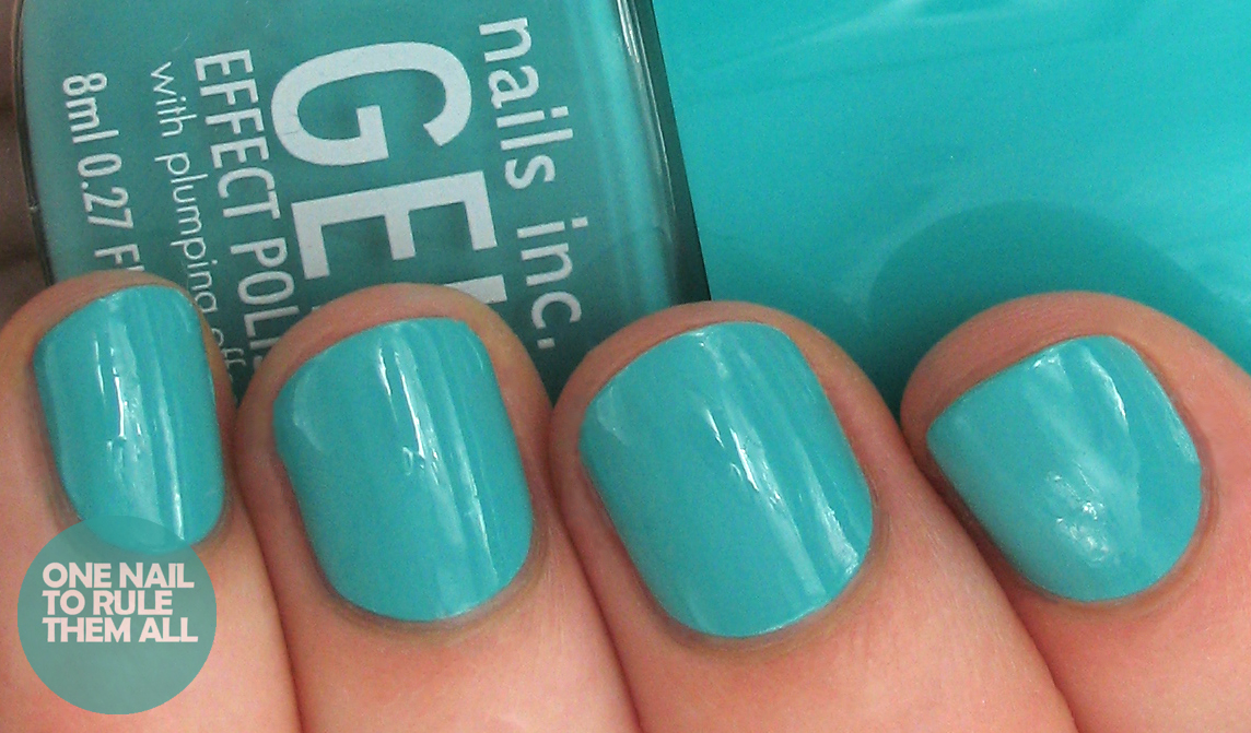 One Nail To Rule Them All: Review Week, Day Three: Nails Inc. Gel ...