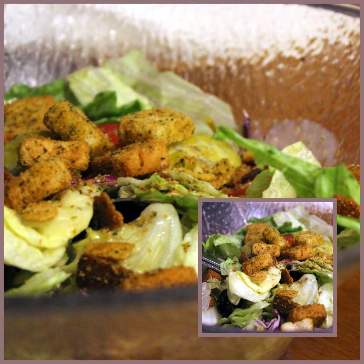 Olive Garden Garden Fresh Salad