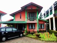 Villa Istana Bunga Lembang Blok I No.7