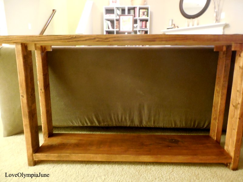 Behind Sofa Storage : It fits perfectly behind our couch and provides much needed storage ...