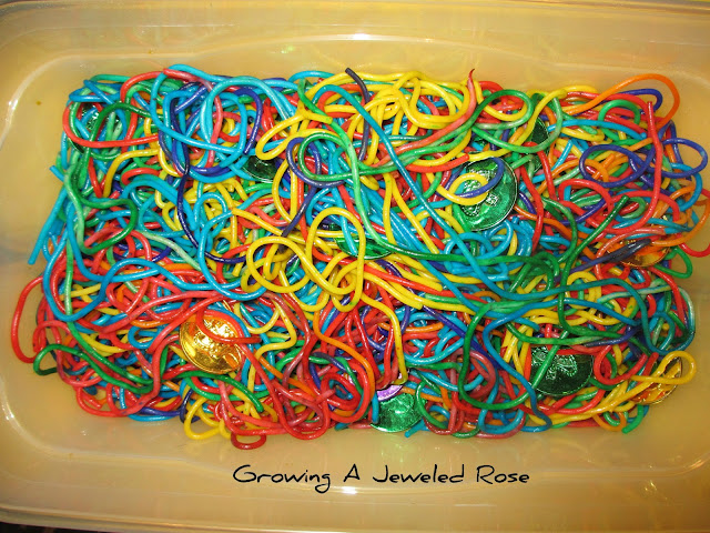 rainbow pasta