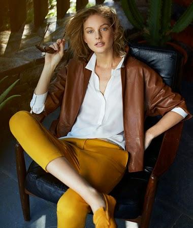moda Massimo Dutti mujer primavera verano 2015