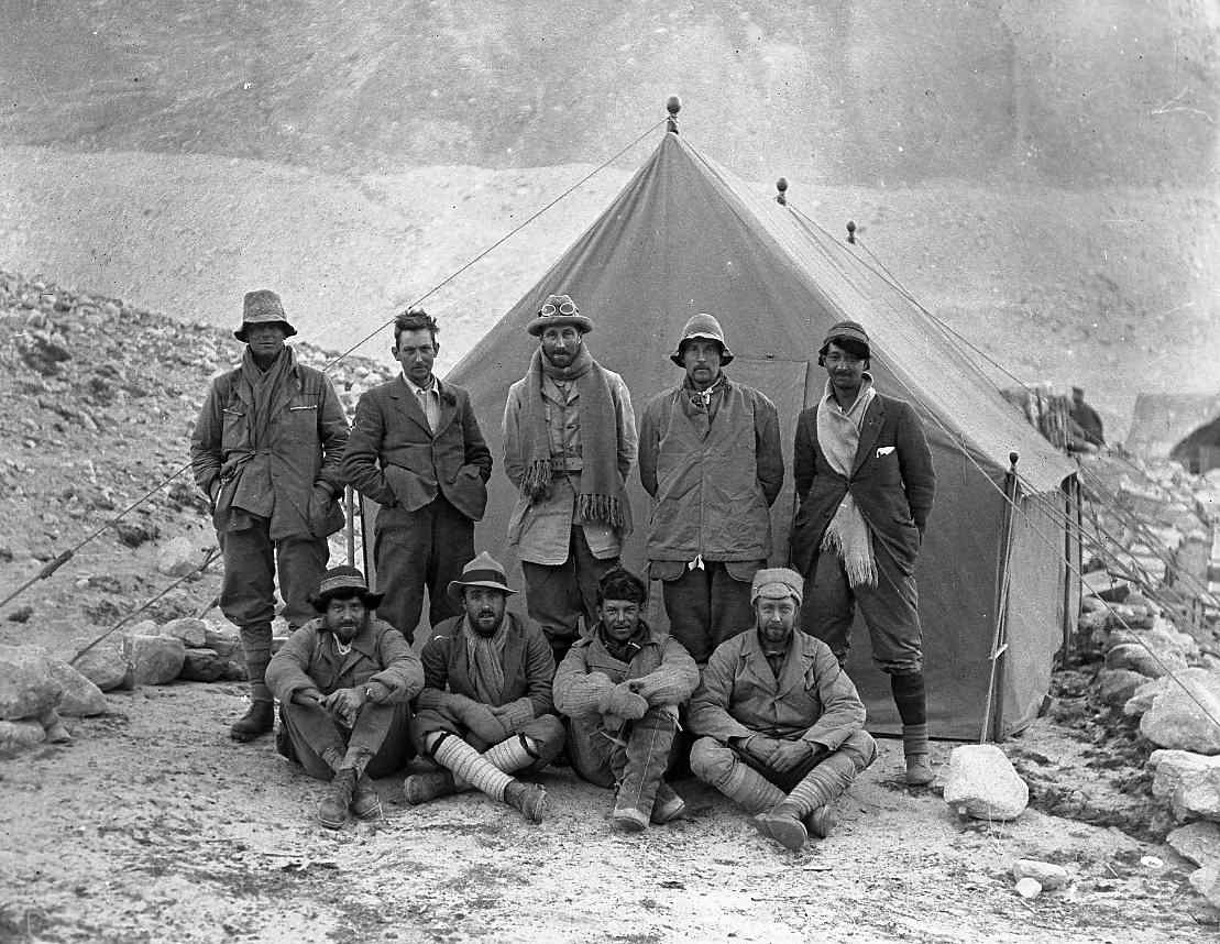 It had been over ninety years since they had disappeared. George Mallory And Andrew Irvine