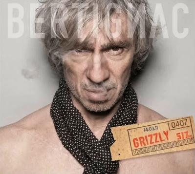 Louis Bertignac nouvel album grizzly clip 22 m² tes bonnes choses