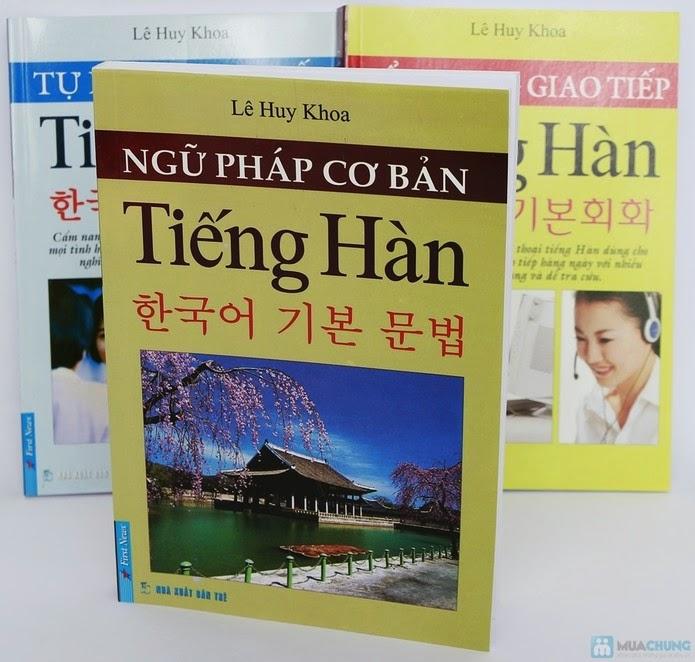 Giáo viên dạy kèm tiếng Hàn giao tiếp tại nhà
