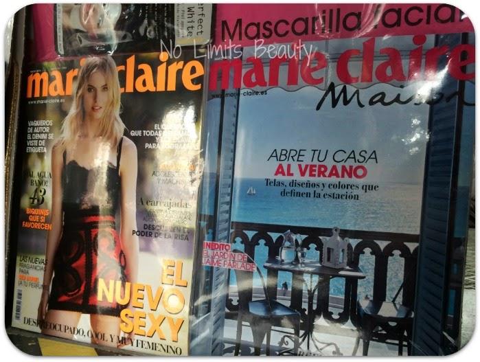 Regalos revistas mayo 2015: Marie Claire
