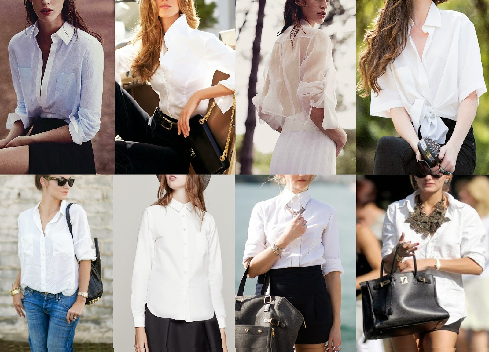 How to create scrapbook on limeroad - Effortlessly Stylish And Sophisticated Clean Look Of A White Shirt Makes It The Most Prized Possession In Your Wardrobe Be It A Sharp Look For A Working