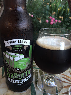 Sandude Woody Brown Ale 1