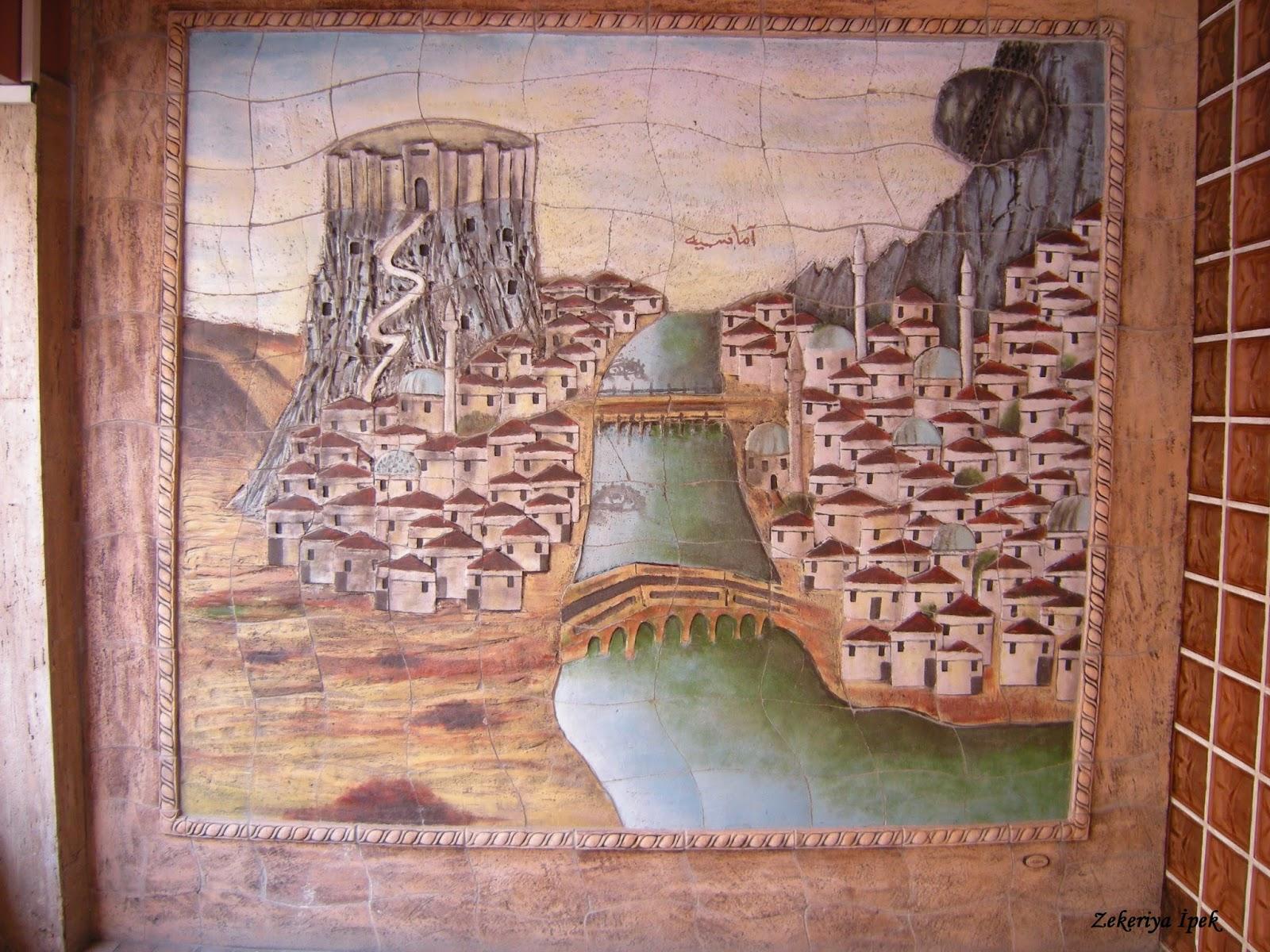 AMASYA MÜZESİ-MUMYALAR SALONU / AMASYA MUSEUM-MUMMIES HALL ...
