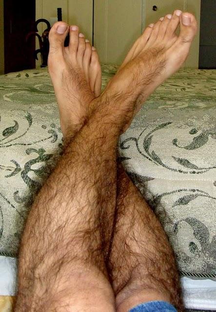 Fotos de piernas velludas de hombre 77