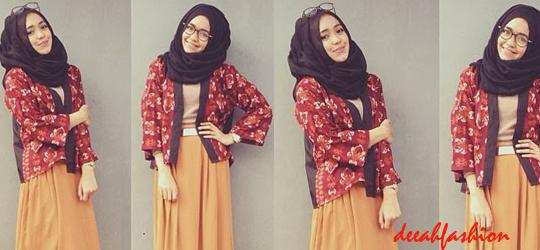 Batik Chic Baju Modis Ke Kantor