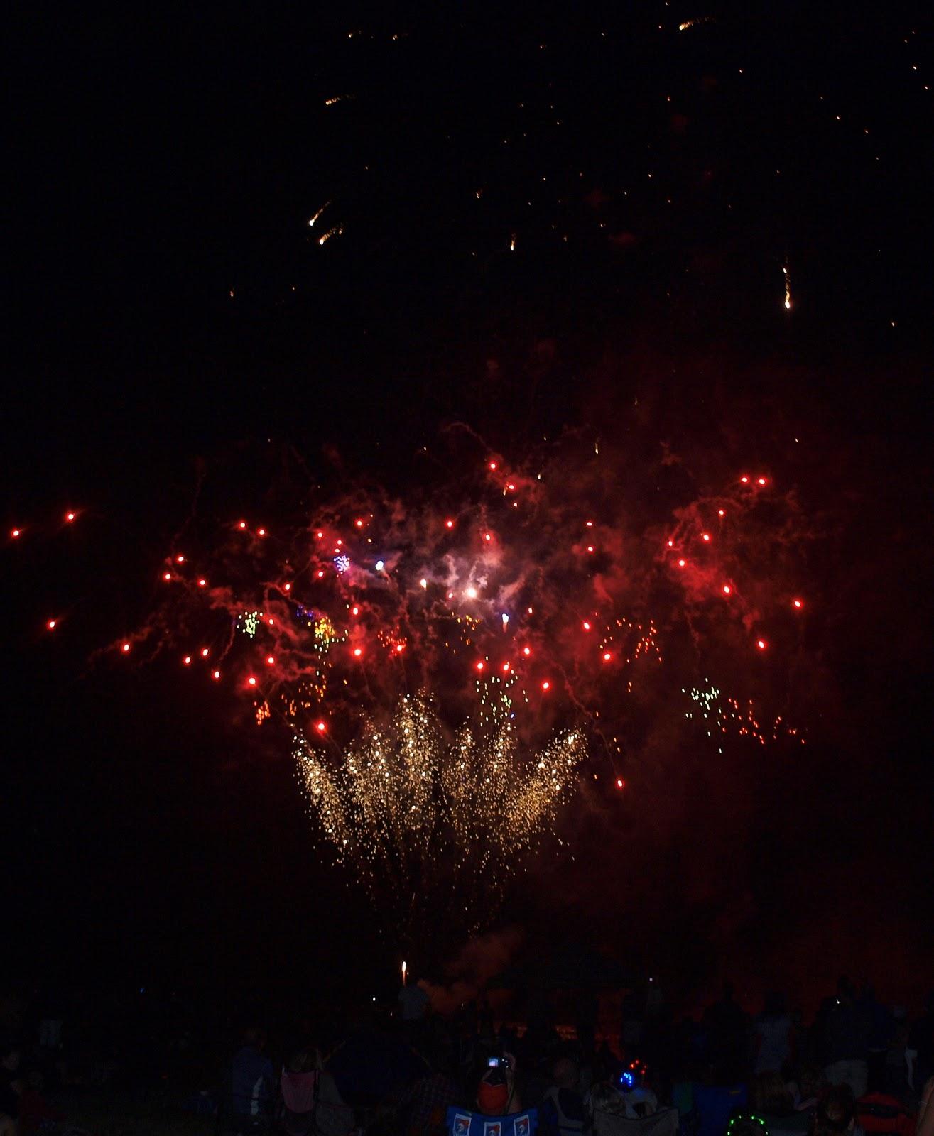New Years Eve Bribie Island