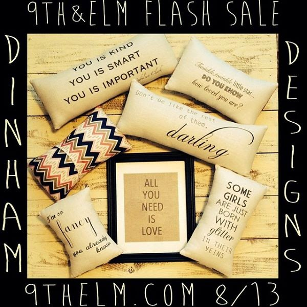 9th and Elm Flash Sale