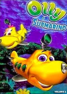Olly: O Submarino - Volume 1 - DVDRip Dublado