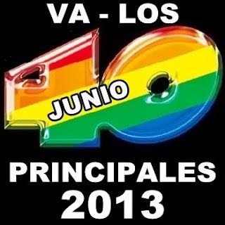 VA – Los 40 Principales del 1 al 7 de Junio [2013]