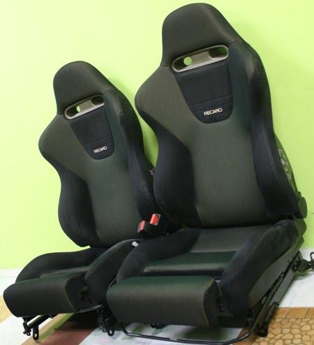 Dingz Garage Seat Recaro Honda Accord Euro R Cl1