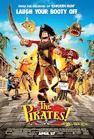 Piratas! (2012) online y gratis