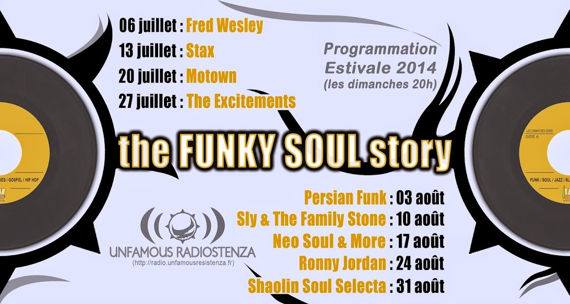 the Funky Soul story