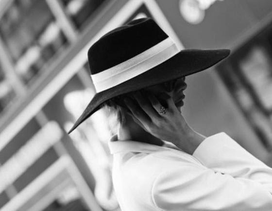 hat street style