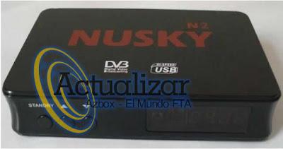 Actualizacion Nusky 2013