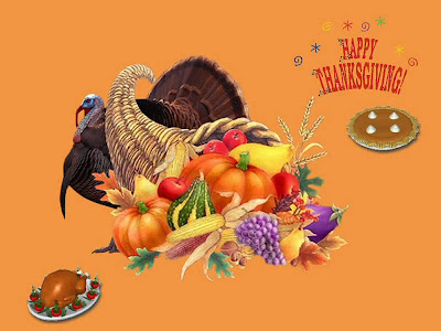 Free Thanksgiving PowerPoint Background 4