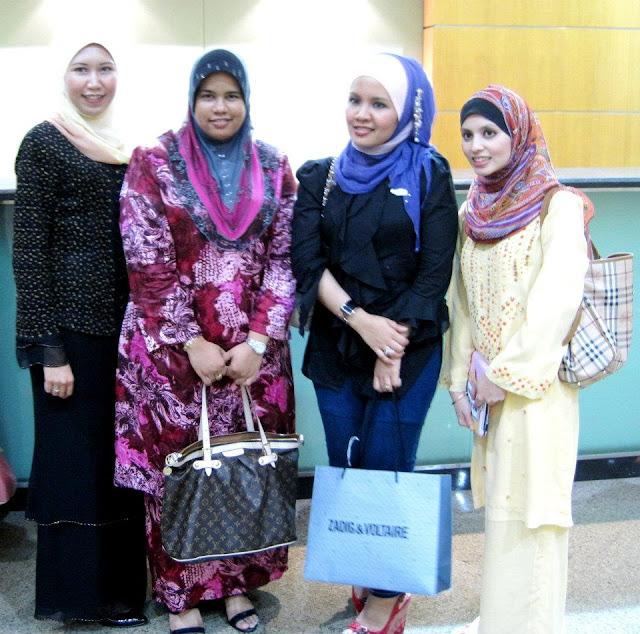 Majlis Iftar di PICC bersama rakan kongsi dan hanis haizi dlm GLG dalam Premium Beautiful Corset business
