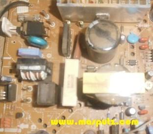 Komponen yang sering rusak pada regulator
