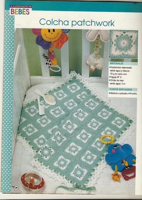 lo spazio di lilla copertina per neonato all 39 uncinetto
