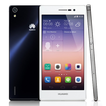 Huawei : Ascend P7 (White)