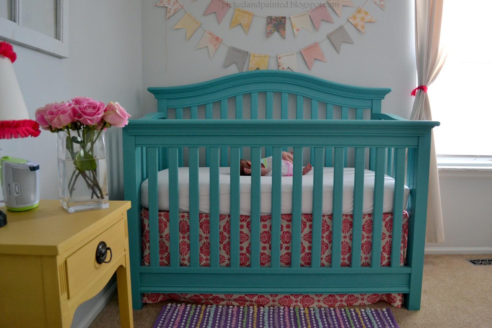 Nursery Reveal