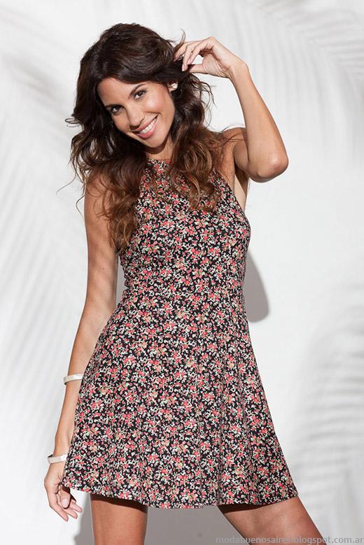 Vestidos de verano moda 2015 Normandie.