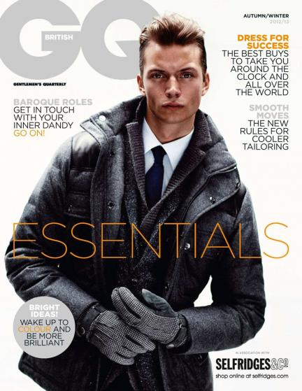 GQ UK September Issues