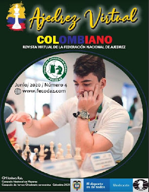 Revista: Ajedrez Virtual Colombiano Nro. 4 (Dar clic a la imagen)