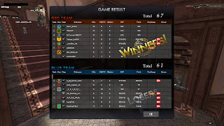 Cheat wallhack Pointblank