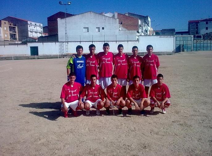 Cadetes 2010/2011