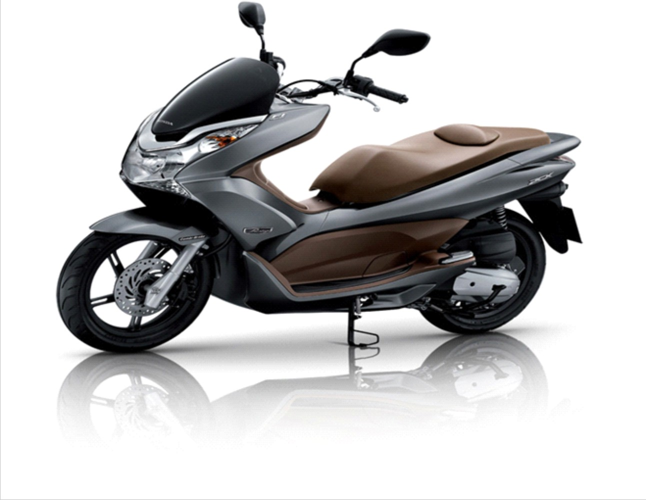 honda pcx 125 i motorcycle pictures. Black Bedroom Furniture Sets. Home Design Ideas