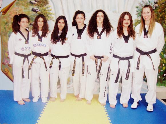 Taekwondo - Εορδαική Δύναμη