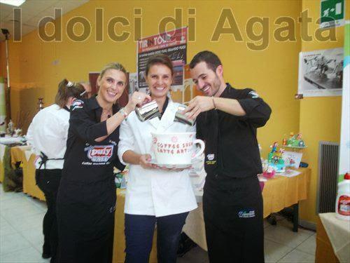 Con Chiara Bergonzi e Andrea Antonelli