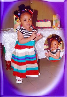 HAPPY BIRTHDAY TO Baby Iwanger - Ando Eniola Tyozua