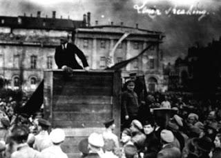 Lenin+Trotsky
