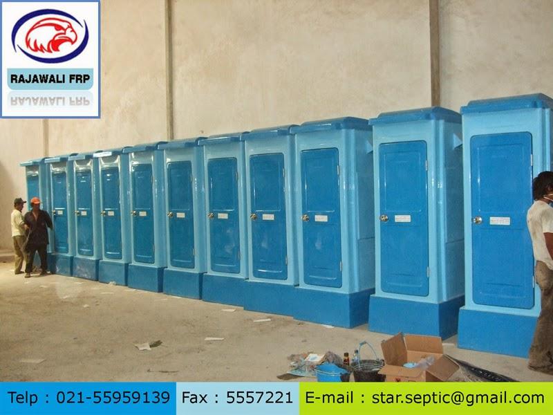 toilet portable fibreglass