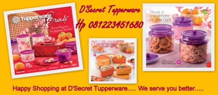 D'Secret Tupperware