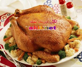 تتبيلات الدجاج المشوي بجميع انواعه